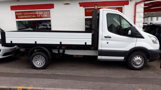 2016 '16' Ford Transit Tipper 350 125ps