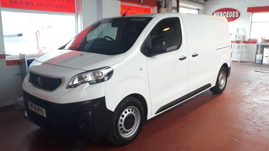 2019 '19' Peugeot Expert Professional Medium Wheelbase