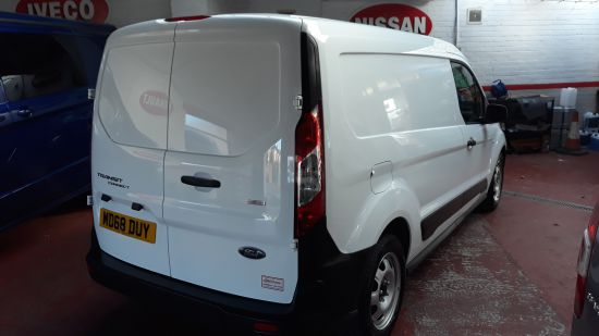 2019 '68' Ford Transit Connect LWB Air Con