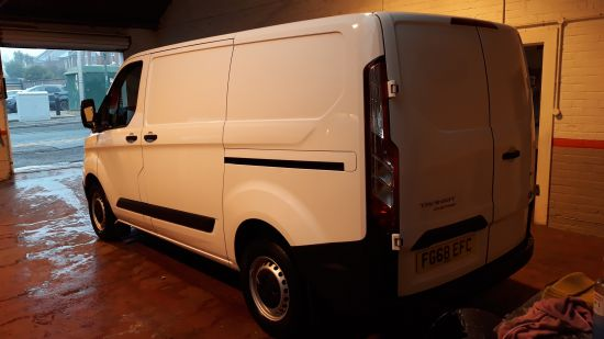 2018 '68' Ford Transit Custom SWB 105ps