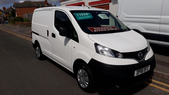 used vehicle 2018 '18' Nissan NV200 Acenta 90bhp