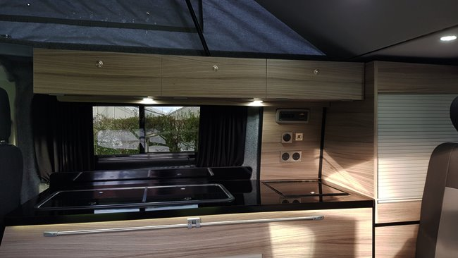 Camper van conversions for sale