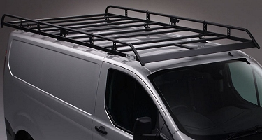 roof racks can be fitted to new & used vans