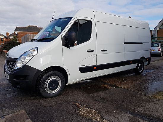 used vehicle 2016 '66' Renault Master LM35 Business 125 BHP