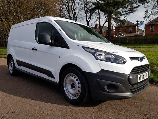 used vehicle 2014 '64' Ford Connect 240 L2 LWB 1.6 TDCI 95 BHP