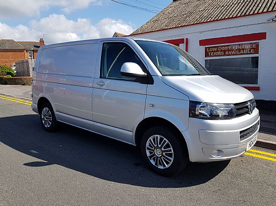 2014 '14' registration VW Transporter T30 SWB Trendline 102 BHP