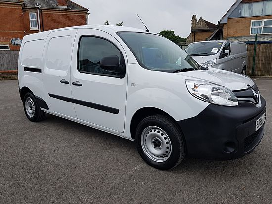 used vehicle 2016 '66' Renault Kangoo Maxi LL21 Business 1.5 DCI 90 BHP
