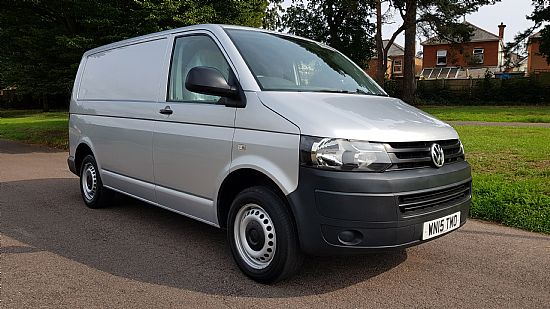 used vehicle 2015 '15' VW Transporter T28 SWB 2.0 TDI 102 BHP