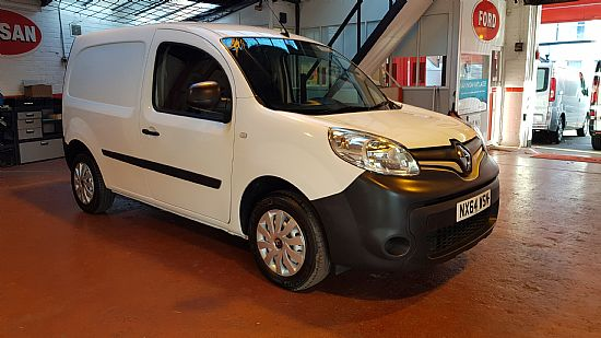 used vehicle 2014 '64' Renault Kangoo ML19 1.5 DCI 75 BHP