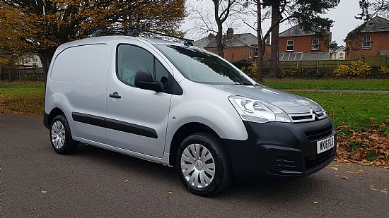 used vehicle 2016 '16' Citroen Berlingo L1 Enterprise 1.6 HDI 75 BHP NO VAT