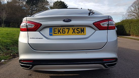 2017 '67' Ford Mondeo 2.0 TDCI 180 BHP Titanium with X Pack