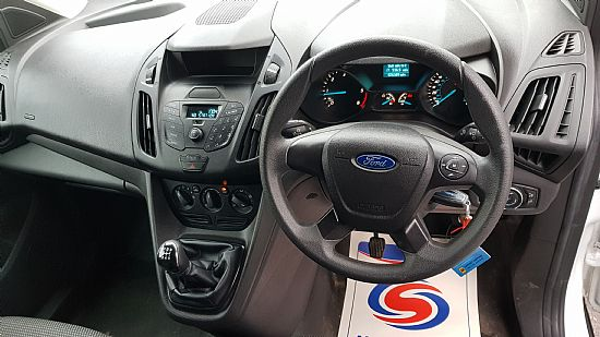 2016 '16' Ford Connect 200 SWB 1.6 TDCI 75 BHP
