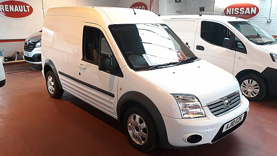 used vehicle 2010 '10' Ford Connect T230 LWB Limited 110ps