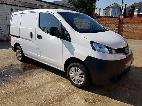 used vehicle 2015 '15' Nissan NV200 1.5DCI Acenta 90bhp