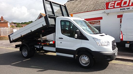 used vehicle 2015 '15' Ford Transit 350 Tipper 125 BHP